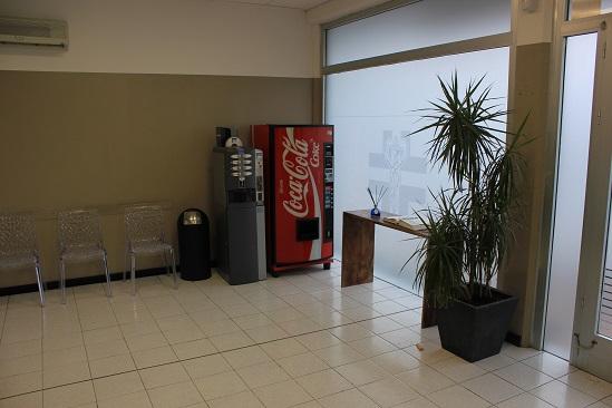 Sala d'attesa clinica
